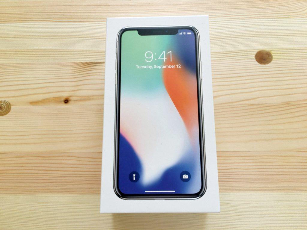 iphone x 箱