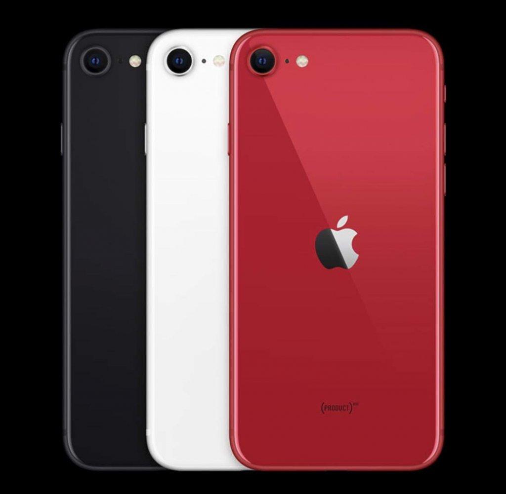 iPhone SEの第2世代の特徴