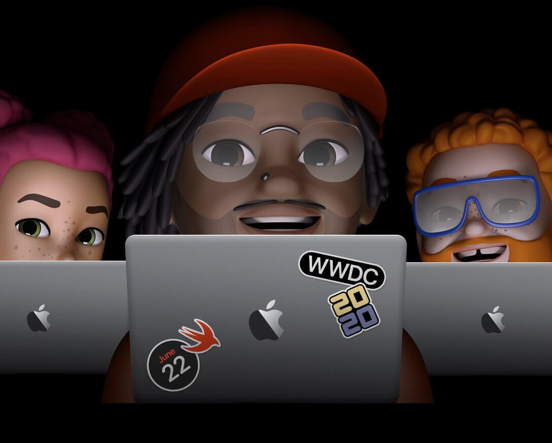 Apple WWDC20開催日