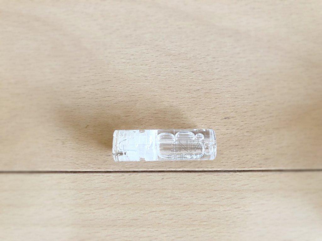 プルームテック・プラスの組み立て方・たばこカートリッジの入れ方