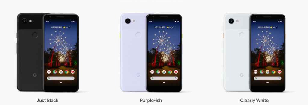 Google Pixel3aセール
