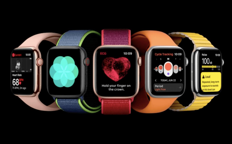 Apple WatchSeries6の新機能
