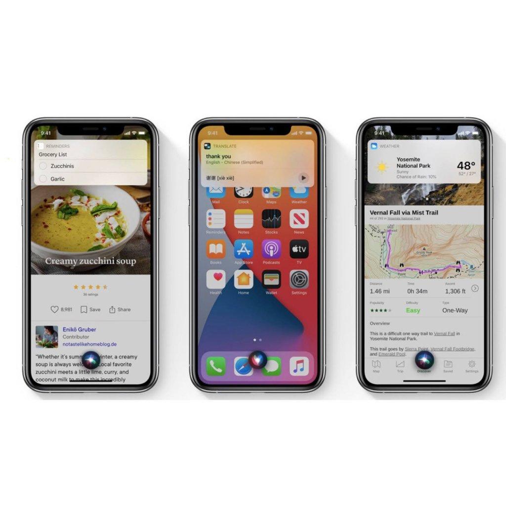 iOS14Siri