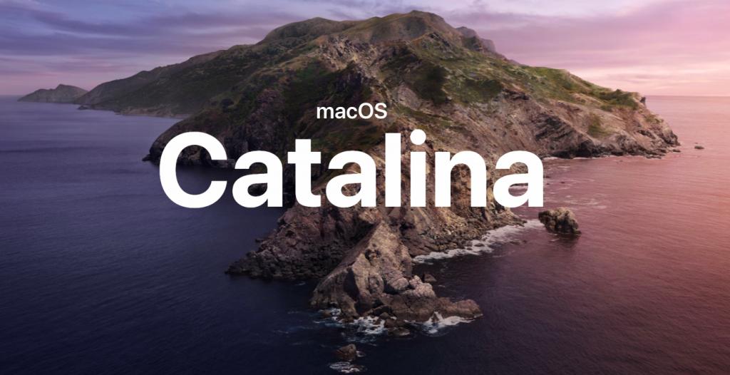 macOS Catalina 10.15.6の概要