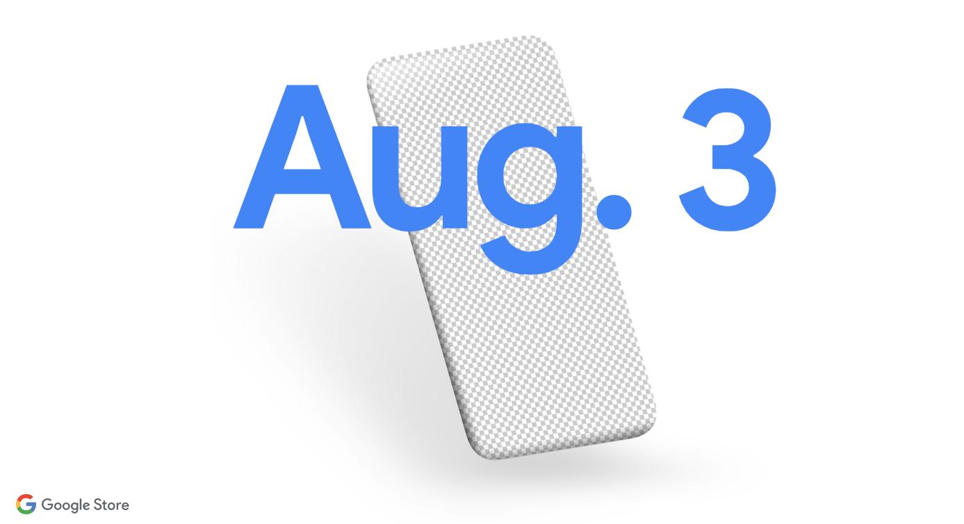 Google Pixel 4aの発表日