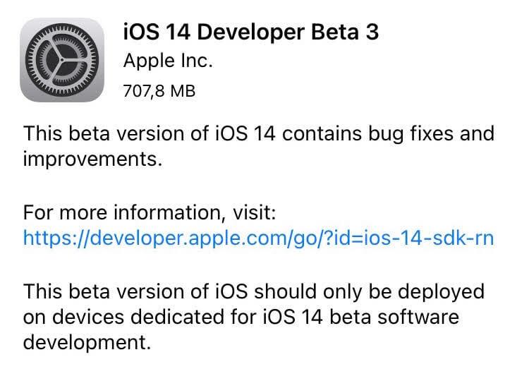 iOS14の変更点まとめ