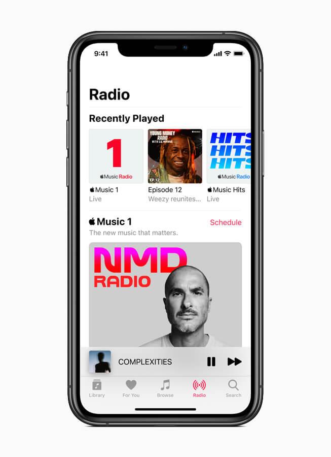 「Apple Music 1」の概要