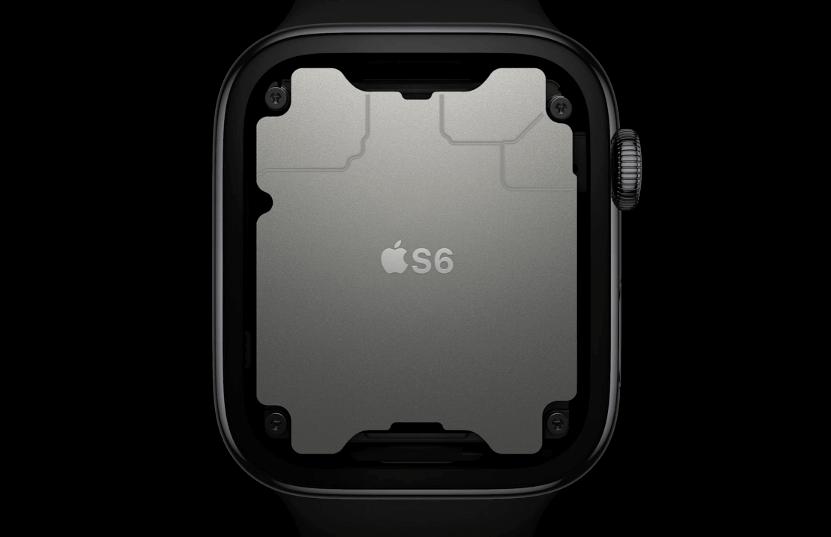 Apple Watch Series 6のS6チップ