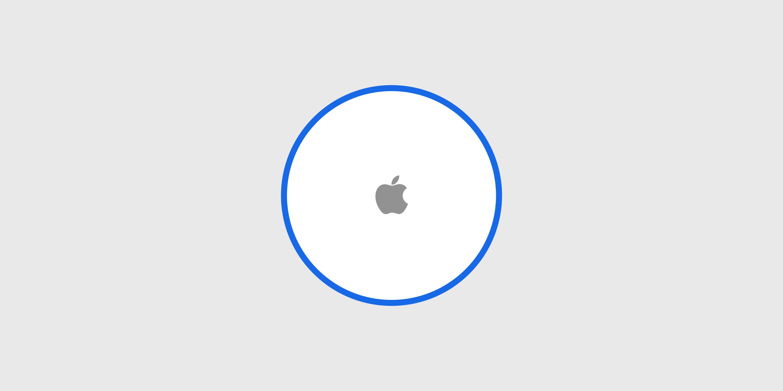 Apple AirTagの発表