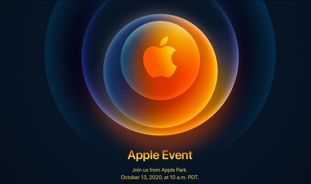 Apple iPhone12発表イベント