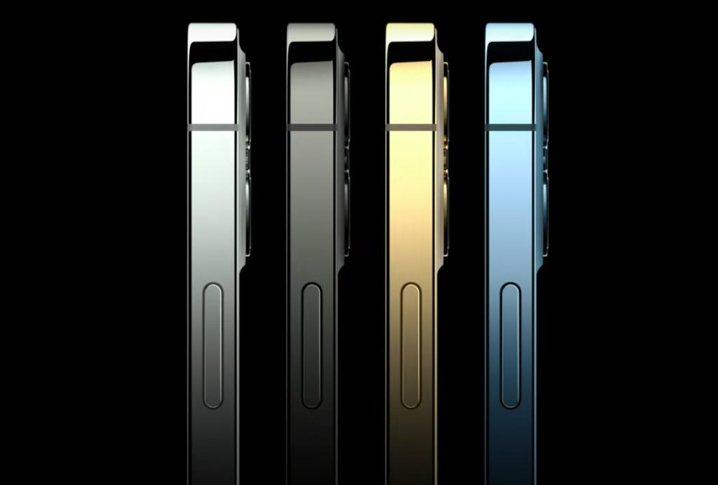 iPhone 12 Pro仕上げ素材