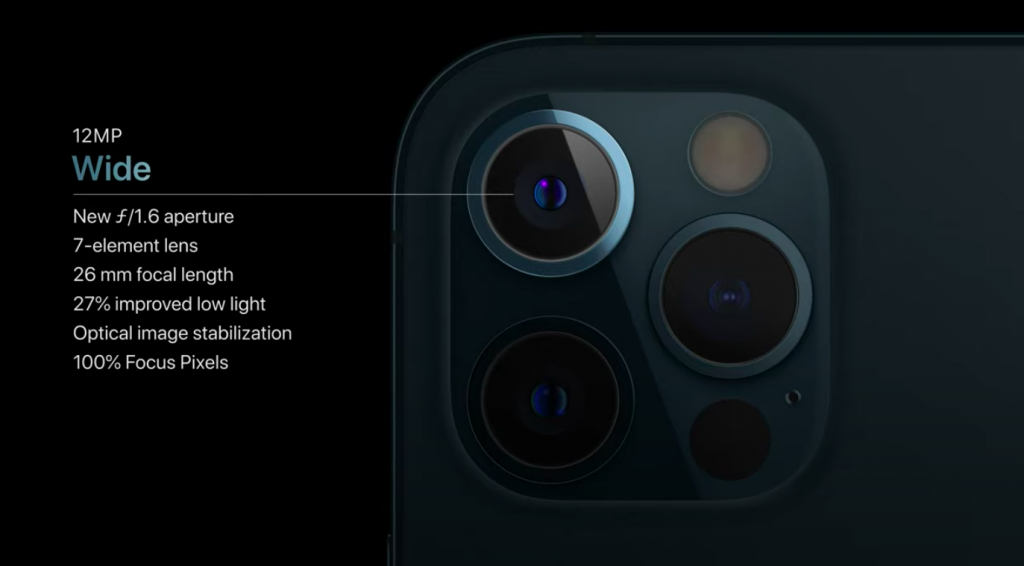 iPhone 12カメラ性能