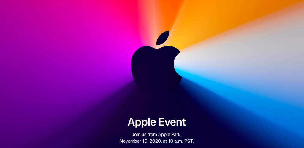 Apple Event 2020年11月10日