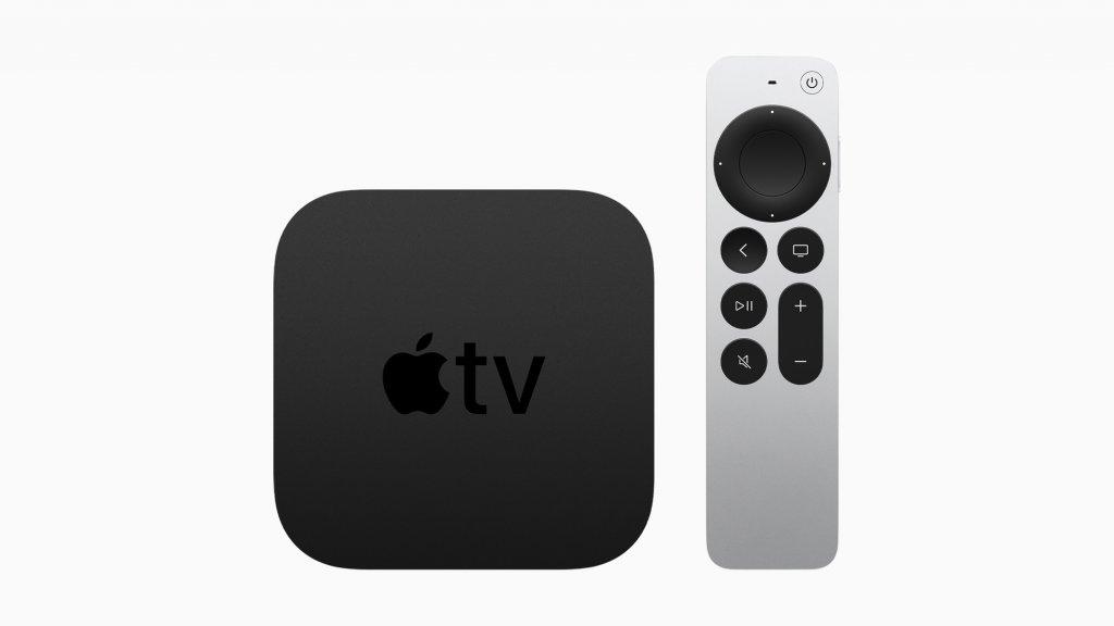新型Apple TV 4Kの画像
