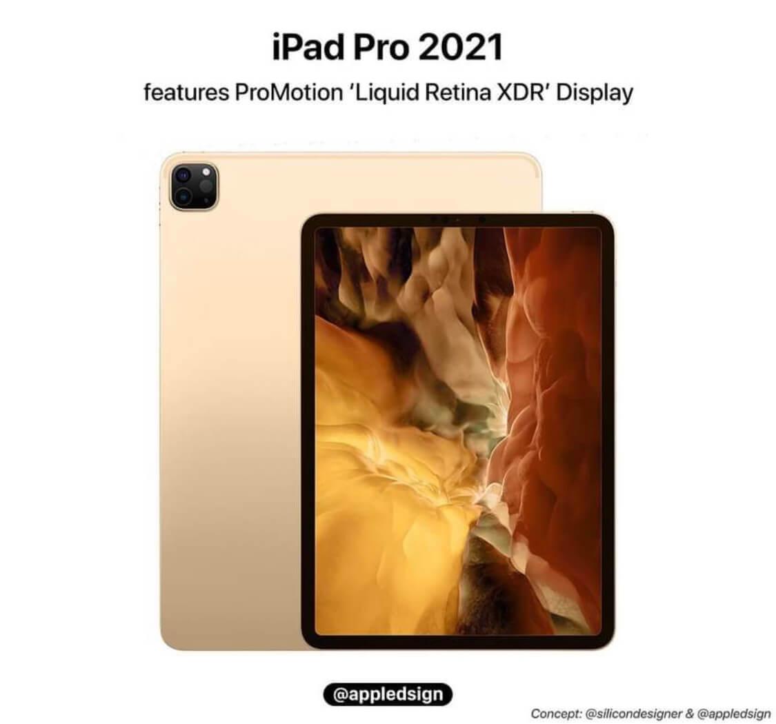 新型iPad Proのサイズ