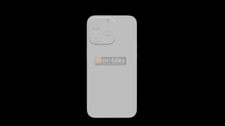 iPhone 13 Pro リア画像