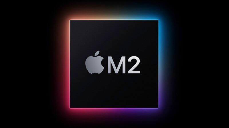 Apple M2チップ