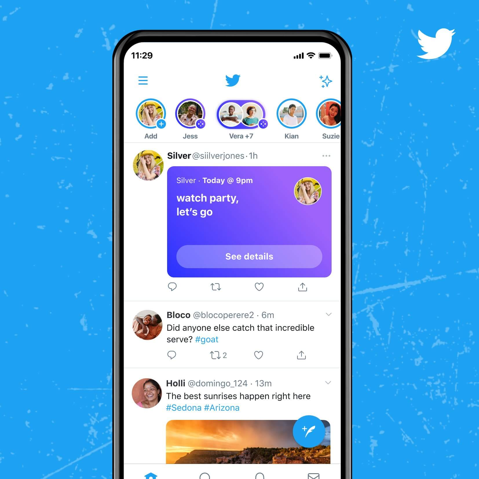 Twitter スペース
