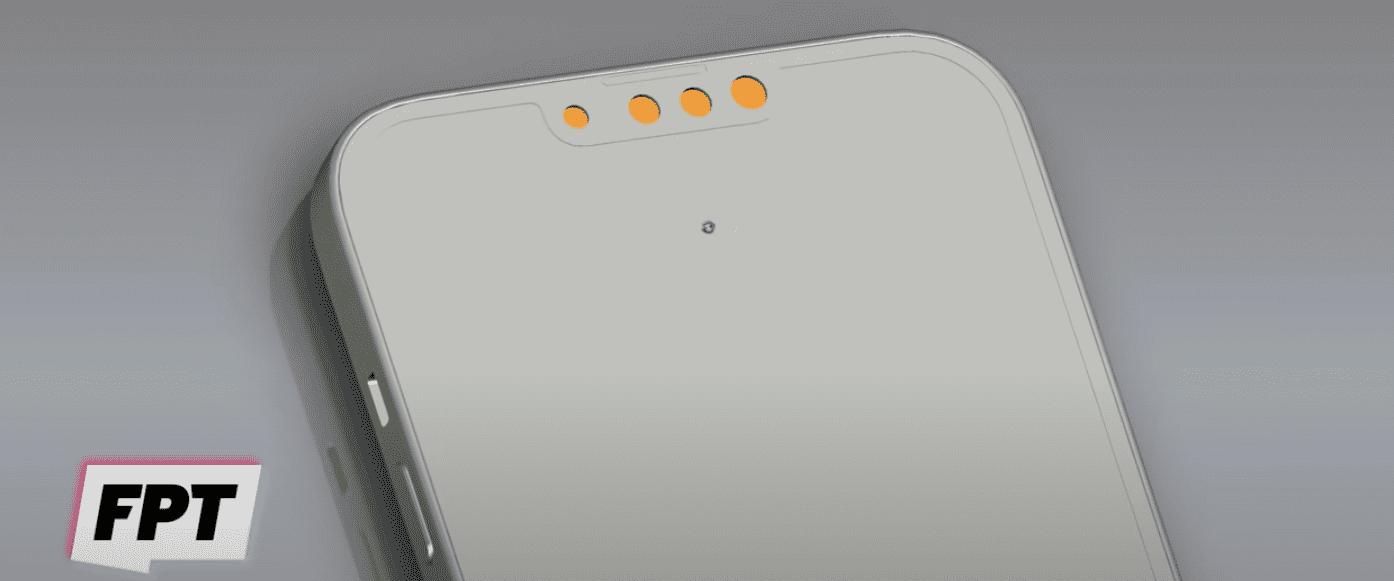 iPhone 13 CADファイル公開