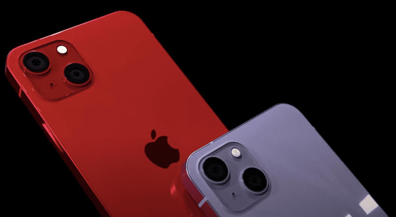 iPhone 13 画像