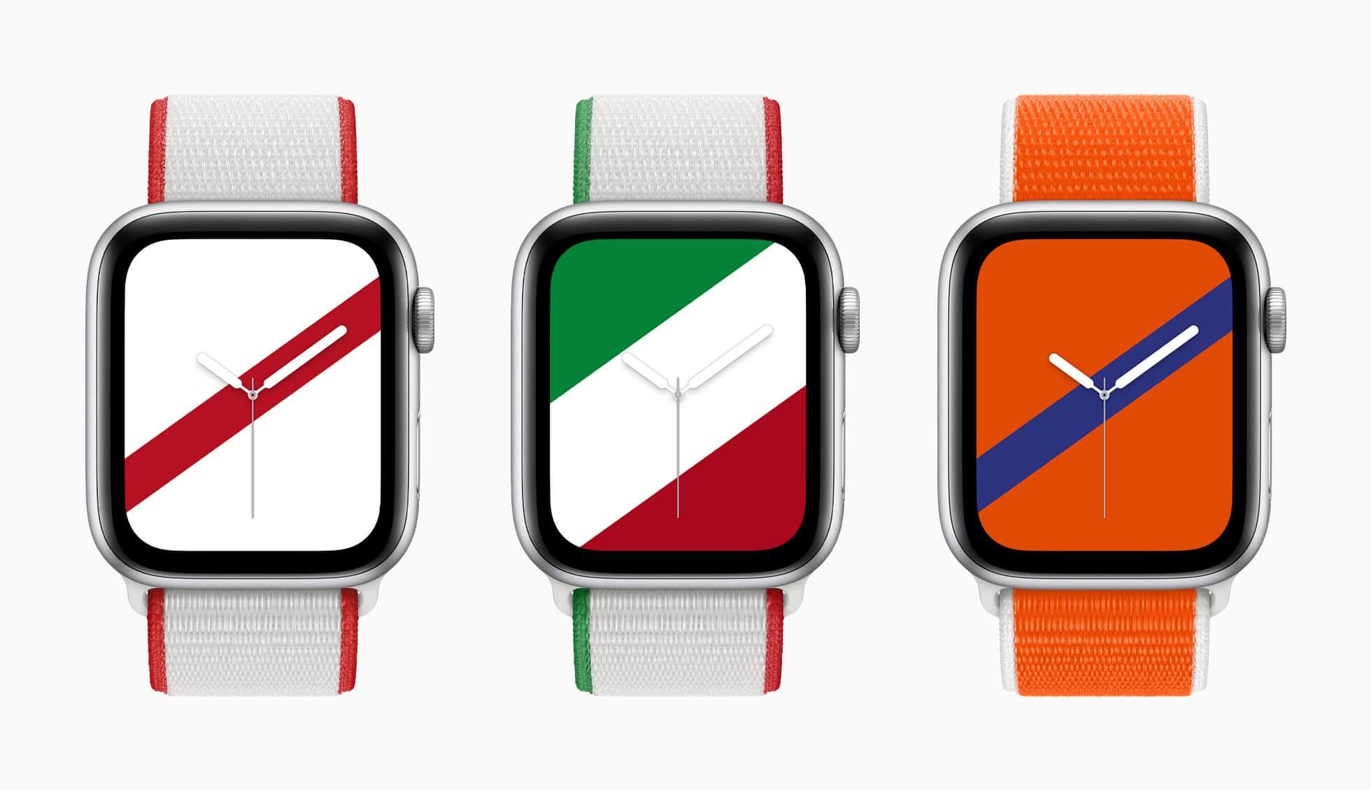 「Apple Watch」用バンドの新モデル「インターナショナルコレクションスポーツループ」発売開始