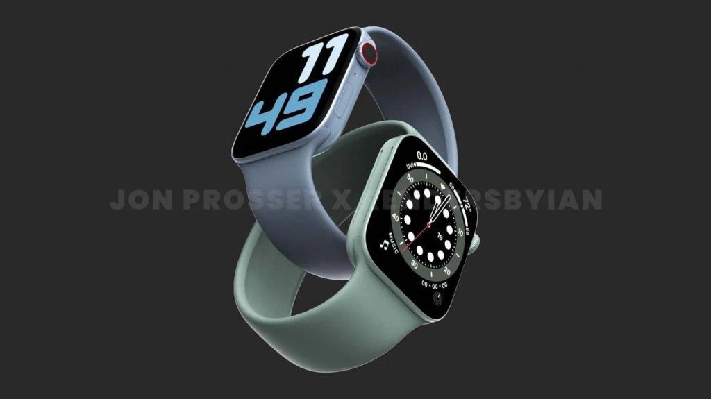 Apple Watch Series 7 画像