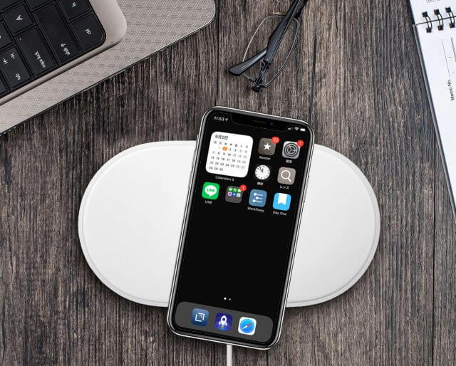 iPhone 13 バッテリーサイズ