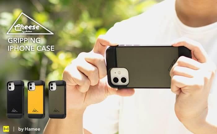 Hamee(ハミィ)iPhone12用ケース新発売