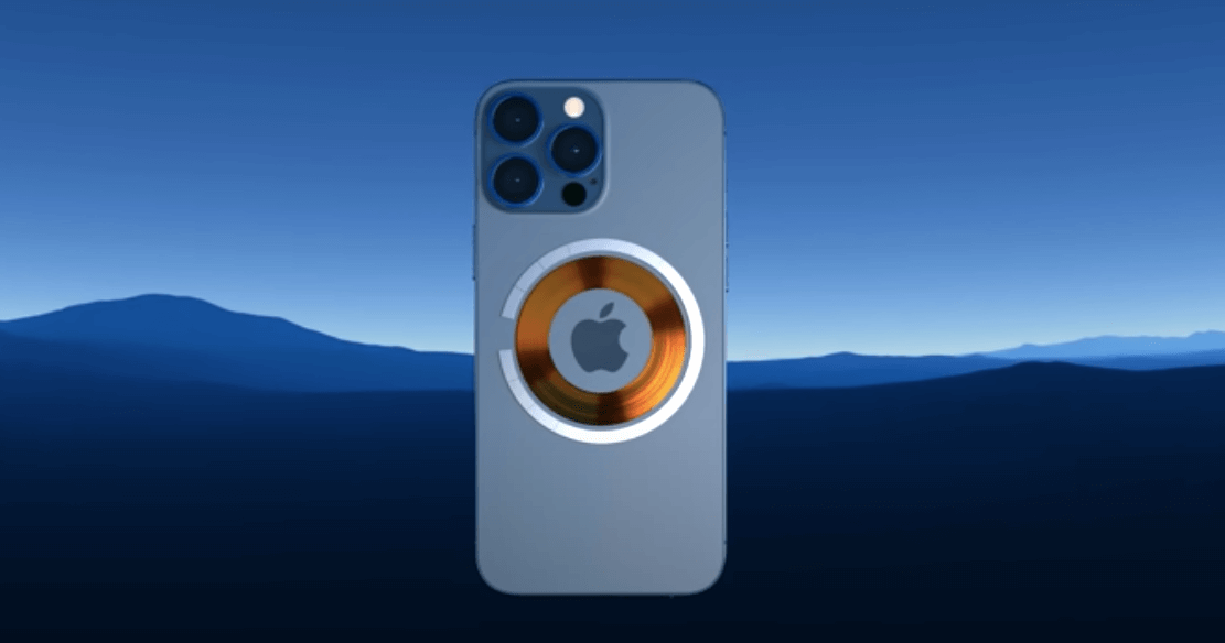 iPhone 13 充電コイル