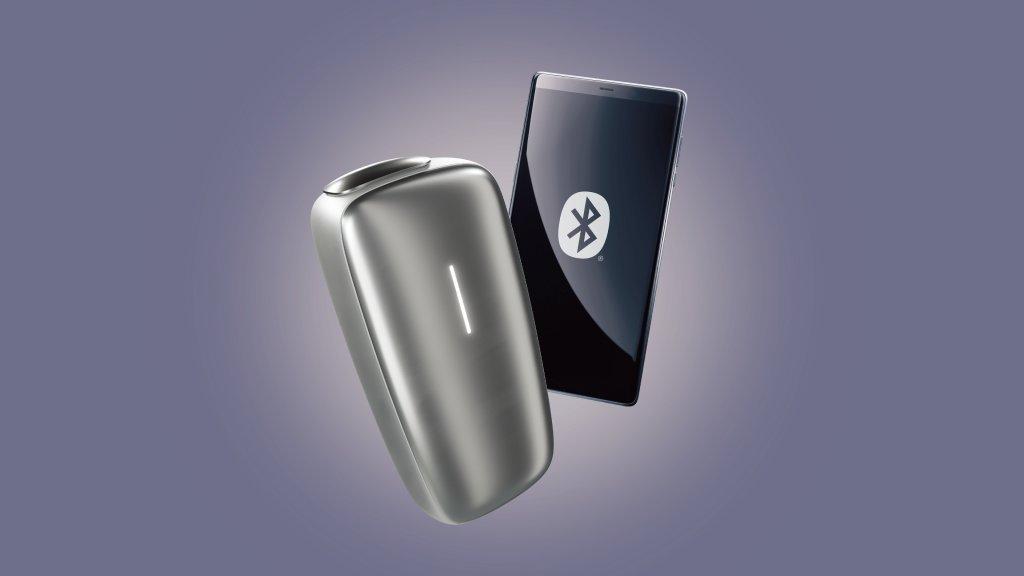 プルーム・エックス Bluetooth機能