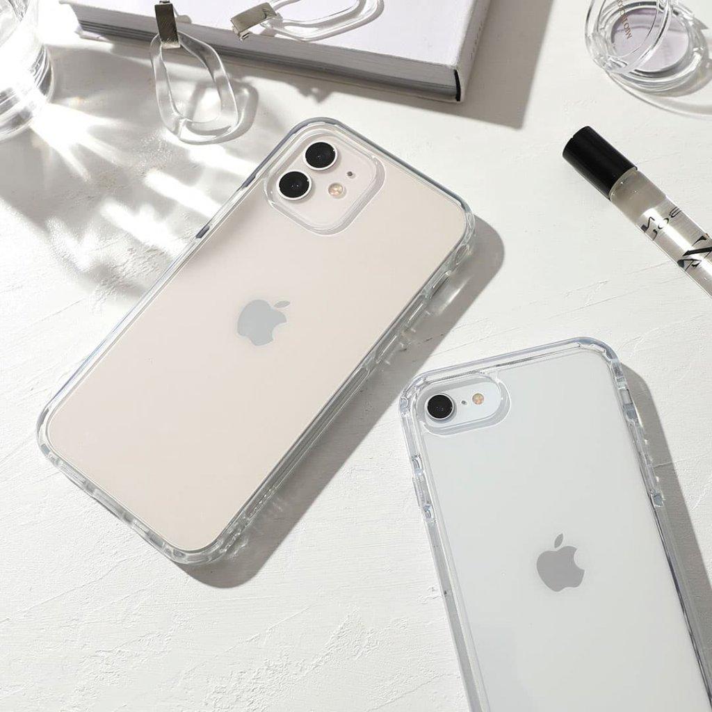 Hamee iPhone 8/7/SE(第2世代)用「HIGHER(ハイアー) ハイブリッドケース」特徴