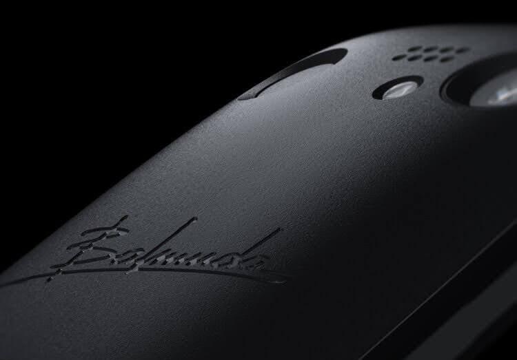 BALMUDA Technologies 5Gスマートフォン