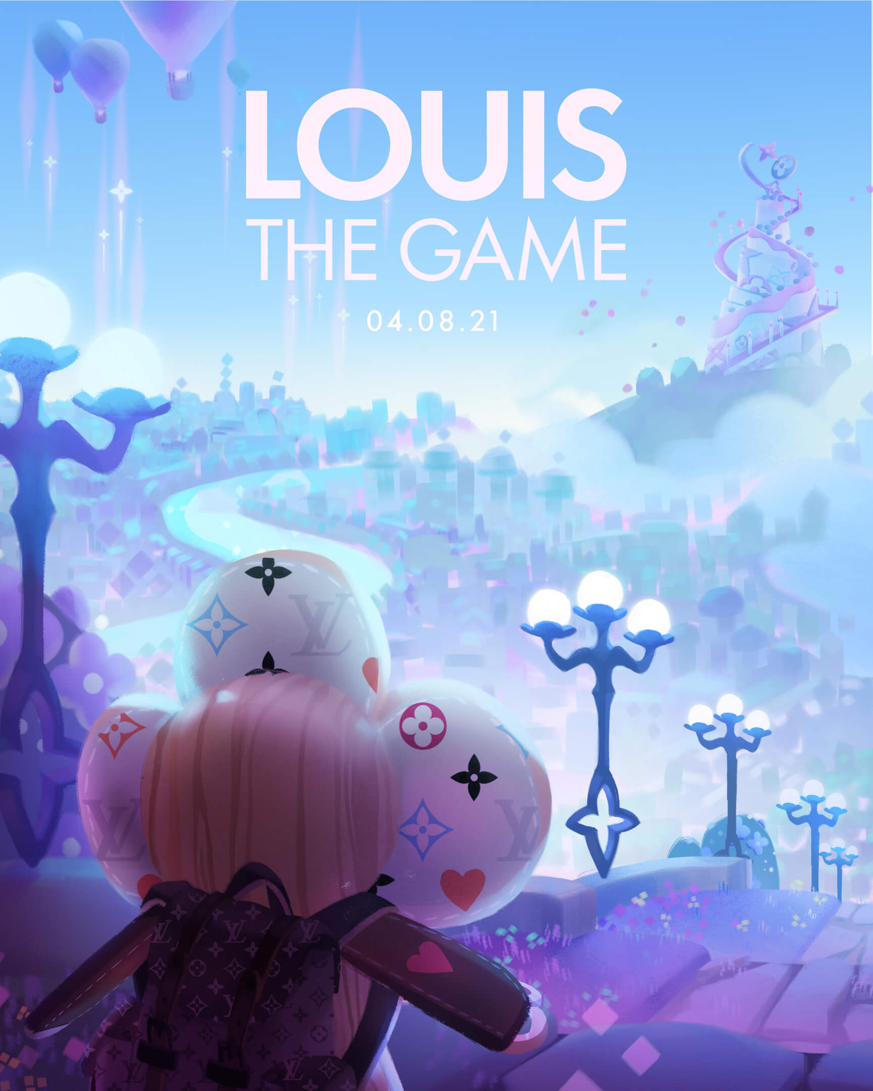 LOUIS THE GAME リリース